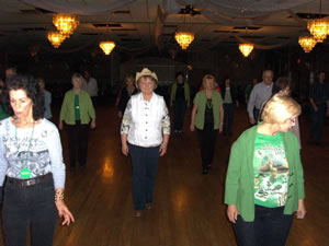 Country Line Dancing 01